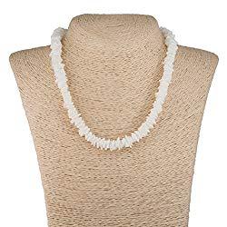 Hawaiian Puka Chip Shells Necklace