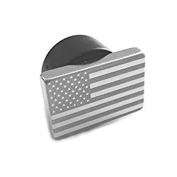 Tie Mags The American Flag, Magnetic Tie Clip, Lapel Pin, Made In The USA